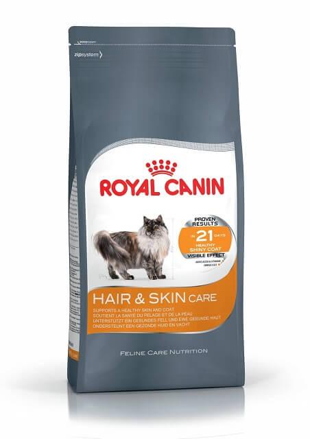 Makanan Kucing Royal Canin Hair and Skin Care
