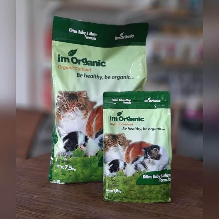 Makanan untuk kucing menyusui